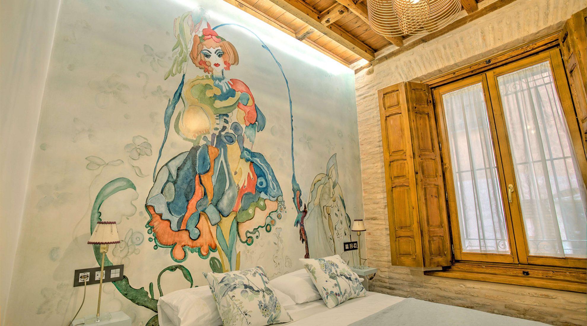 Casa del Anillo Dormitorio 3 16